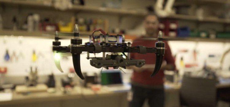 Alarm.com propone i droni per la sicurezza interna ed esterna