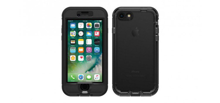 Lifeproof Nüüd, la nuova cover per iPhone 7