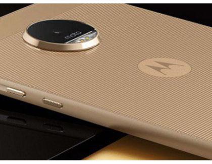 Lenovo Moto Z in offerta a 443€ in colorazione bianca