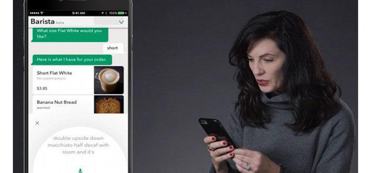 Starbucks introduce la barista virtuale, per ordinare anche dall'app dedicata