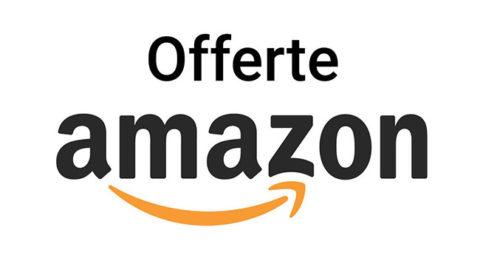 Ecco le migliori offerte Amazon di oggi.