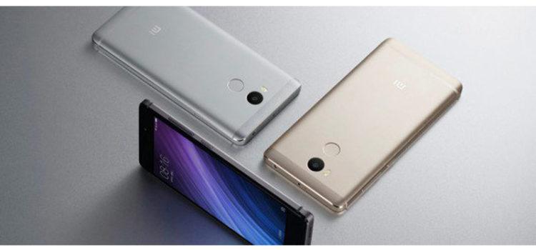 Xiaomi Redmi 4 Pro 3/32GB in offerta a 132€ con MIUI 8.0.2