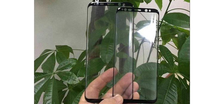 Nuovi screen protector per Galaxy S8 confermano Scanner Iride e design