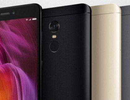 Xiaomi Redmi Note 4 presentato ufficialmente in India