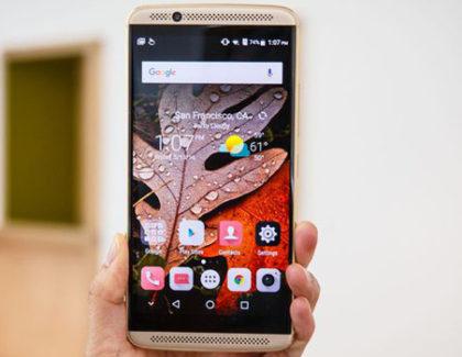 ZTE Axon 7 in aggiornamento ad Android Nougat negli USA