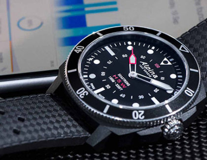 Alpine Seastrong Horological, orologio smart dedicato ai sub