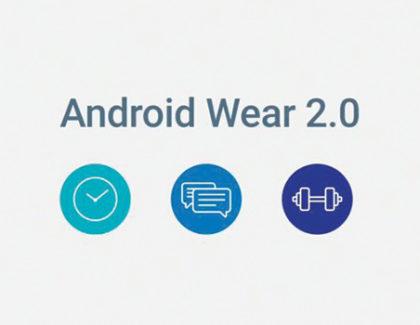 Android Wear 2.0 è ufficiale, Google Assistant, watchfaces più avanzate e molto altro
