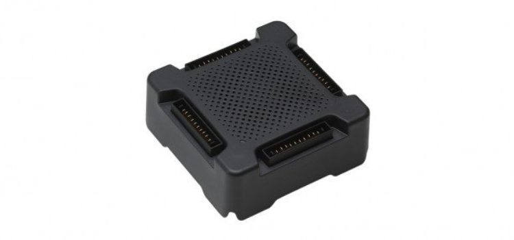 Advanced Hub per il Mavic Pro per ricaricare fino a 4 batterie rapidamente