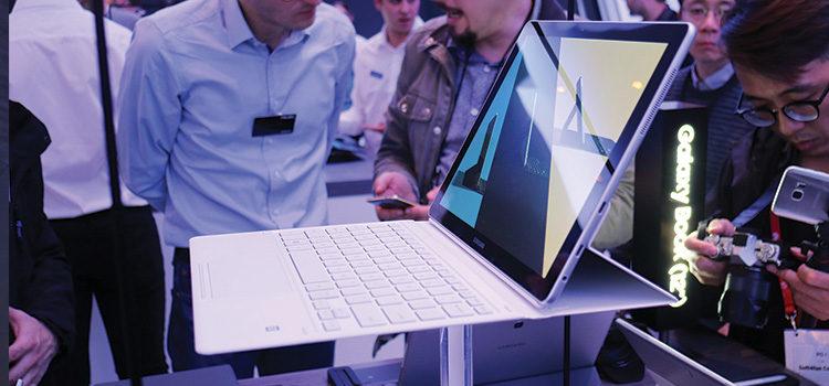 Samsung Galaxy Book, l'anteprima alla presentazione ufficiale