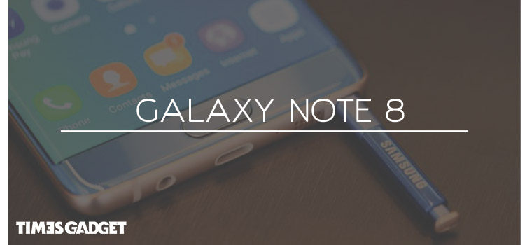 Il Samsung Galaxy Note 8 avrebbe il nome in codice di Baikal