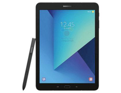 Samsung Galaxy Tab S3, immagine leaked conferma S Pen