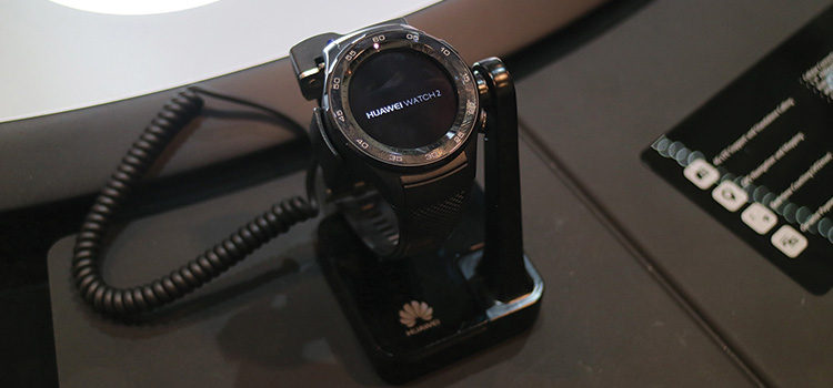 Huawei Watch 2, l'anteprima dal MWC2017