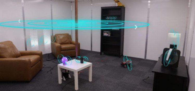 Disney sviluppa una stanza con ricarica wireless