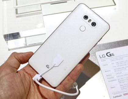 Anteprima LG G6 dal MWC2017