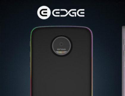 Edge, un nuovo Moto Mods LED per i Moto Z