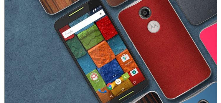 Android Nougat 7.0 per i Moto X 2015, slitta a maggio