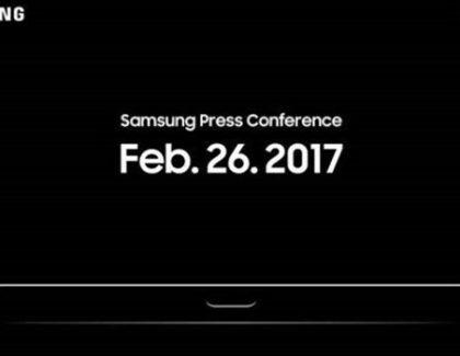 Samsung: evento per il 26 febbraio al MWC per il lancio del tablet