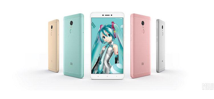 Xiaomi Redmi Note 4X è ufficiale, tutte le specifiche tecniche e le immagini del device