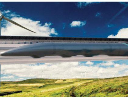 Hyperloop Capsule è quasi pronto, viaggerà a 1200km/h