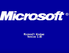 Tutti i sistemi Microsoft in un solo video, da MS DOS a Windows 10
