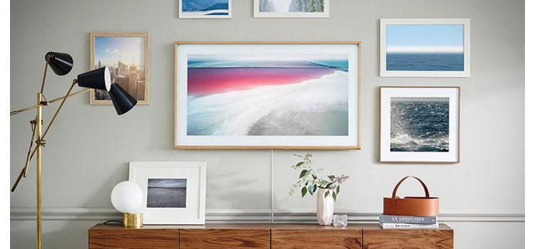 Samsung presenta QLEDTV e The Frame, un TV che sembra un quadro