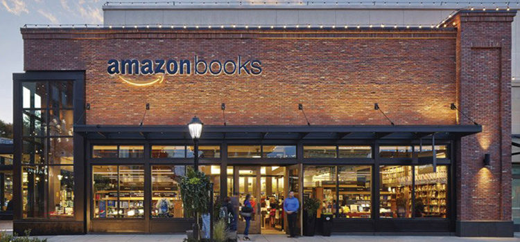 Amazon pensa a negozi fisici per elettrodomestici e mobili
