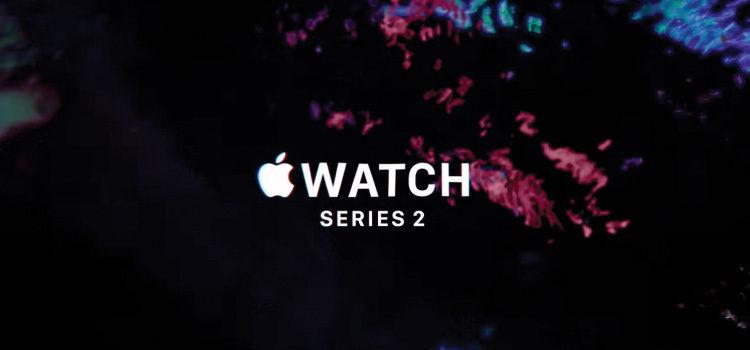 Apple Watch Series 2, protagonista di un nuovo video promo