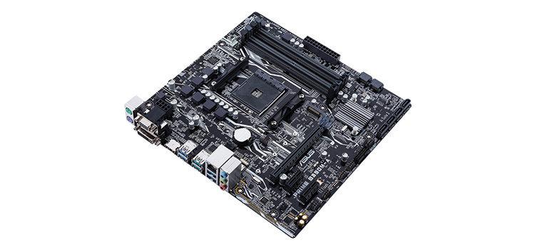 ASUS annuncia le schede madri della serie AMD AM4