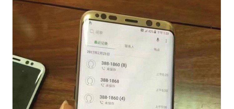 Le nuove foto del Galaxy S8 e S8 Plus a confronto