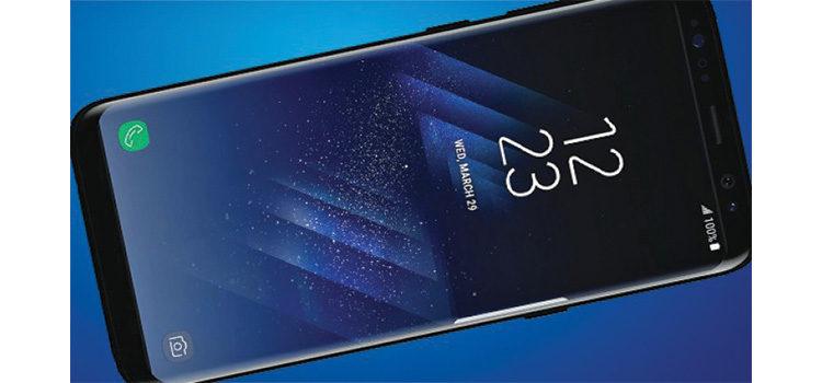Samsung Galaxy S8, prima foto della cover posteriore