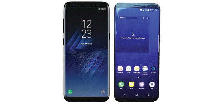 Samsung Galaxy S8 e S8 Plus forse in Europa a 799 e 899 euro