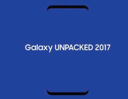 Samsung Unpacked 2017, la diretta dell'intero evento