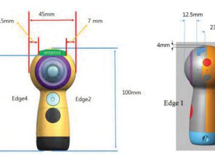 Samsung Gear 360 2° gen certificata dalla FCC