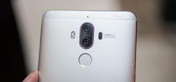 Huawei Mate 9 si aggiorna e migliora il touch e l'autonomia