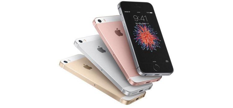 iPhone SE raddoppia la memoria, 32GB e 128GB, ma non alza il prezzo