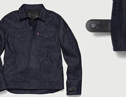 Google e Levi's lanceranno la giacca smart in autunno a 350$