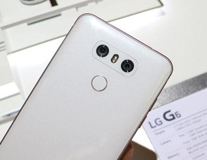 LG G6: disponibile al preordine a 749€ su Amazon Italia