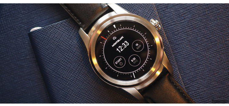 Montblanc Summit, primo smartwatch con Android Wear 2.0