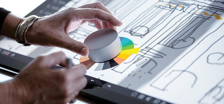 Il Microsoft Surface Dial in un nuovo video di approfondimento