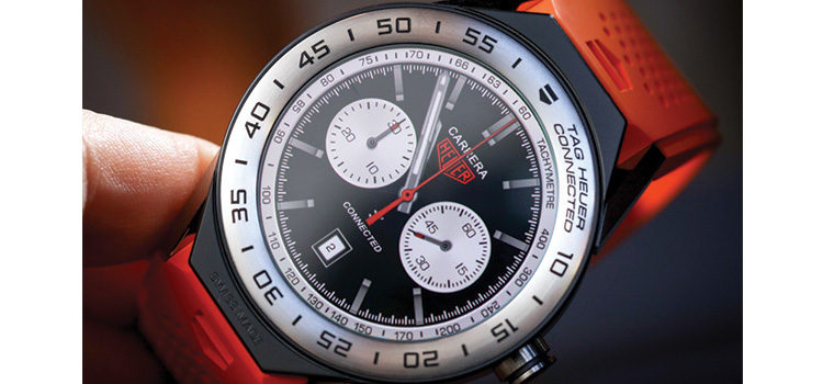 TAG Heuer Connect Modular 45 è ufficiale, moduli intercambiabili e Android Wear 2.0