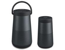 Bose Revolve e Revolve+, i nuovi speaker bluetooth resistenti all'acqua