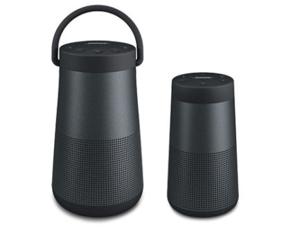 Bose Revolve e Revolve+, i nuovi speaker bluetooth resistenti all'acqua