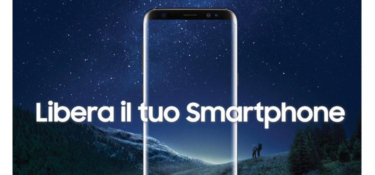 Galaxy S8 riceve aggiornamento di 700MB in Italia con le nuove patch