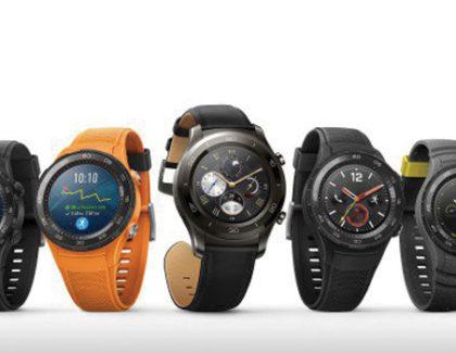 Huawei Watch 2 a 329€ disponibile in Italia