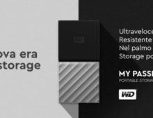 Western Digital presenta il nuovo My Passport SSD, veloce compatto e fino a 1TB