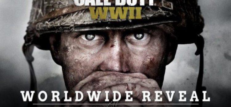 È ufficiale! Call of Duty: WWII verrà presentato il 26 aprile