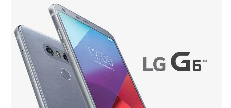 LG G6 disponibile a 599€ con garanzia Europa