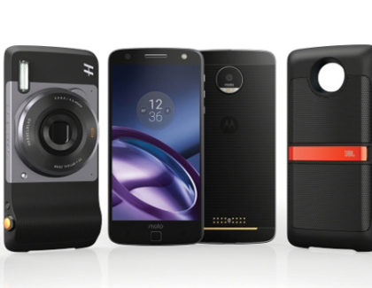 Moto Z e Moto Mods in un originale video spot