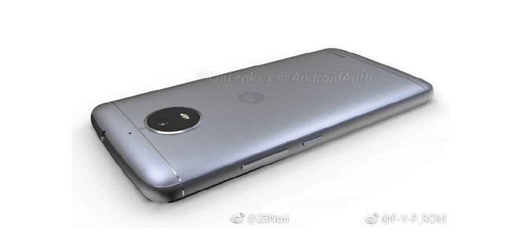 Moto X 2017 mostrato in foto, doppia camera, Snap 625 e 3/4 RAM