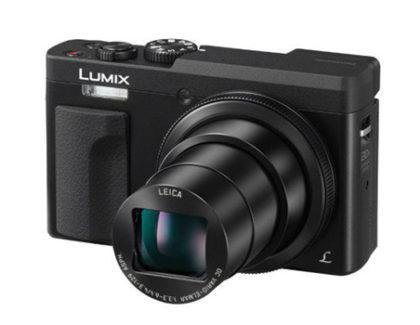 Panasonic Lumix DC TZ90 con zoom 30x mostrata nel video ufficiale